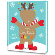 Our Little Deer Personalized Book