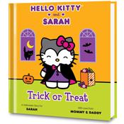 Trick or Treat: Hello Kitty & Me Personalized Book