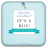 its a boy personalized book