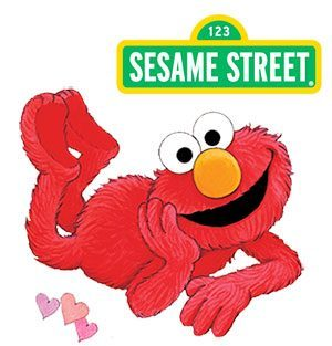 Elmo Loves You: Personalized Children's Book