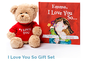 I Love You So Gift Set