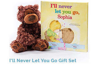 I'll Never Let You Go Gift Set